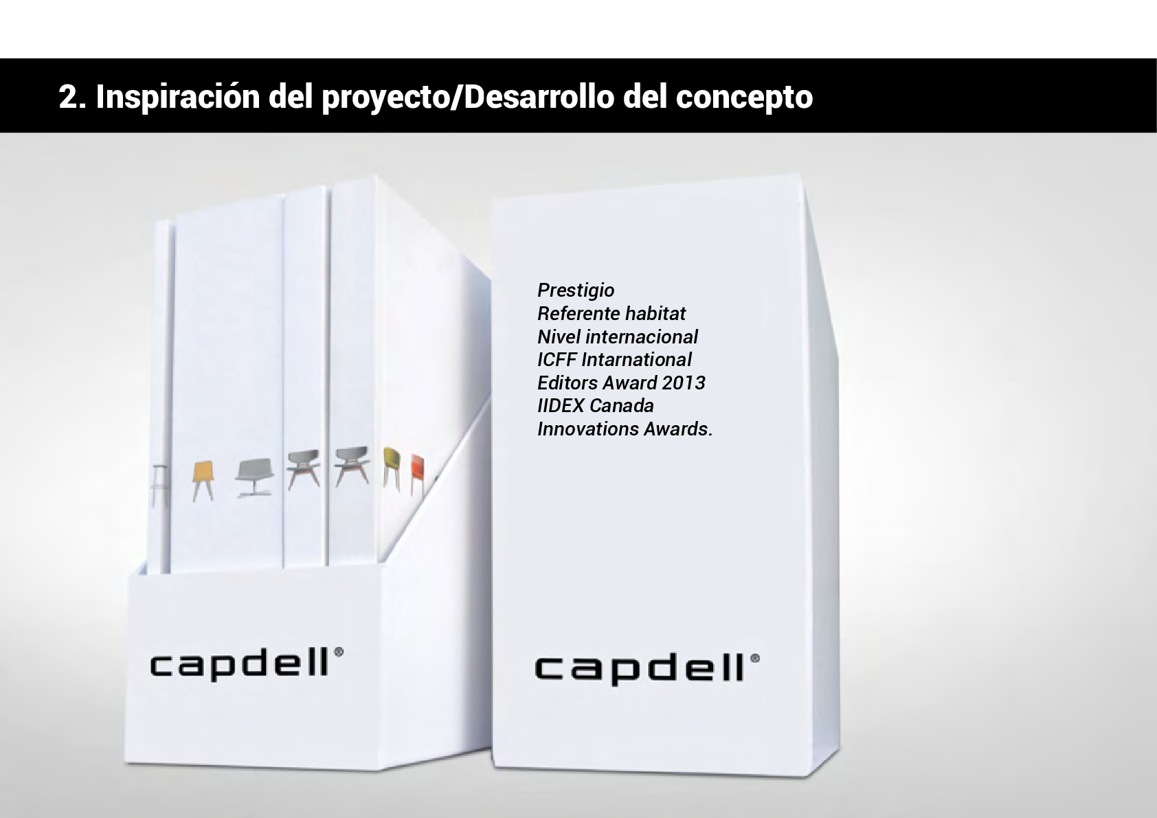 Disero CAPDELL 11